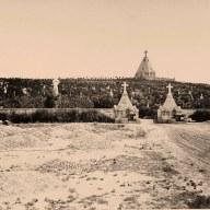 Братское кладбище. Фото К. Колпакчи. 1872