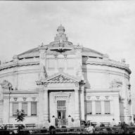 Здание Панорамы. 1920. © IWM (Q 37395)