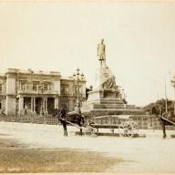 Памятник адмиралу П.С. Нахимову. Фото Г. Сошин. 1903
