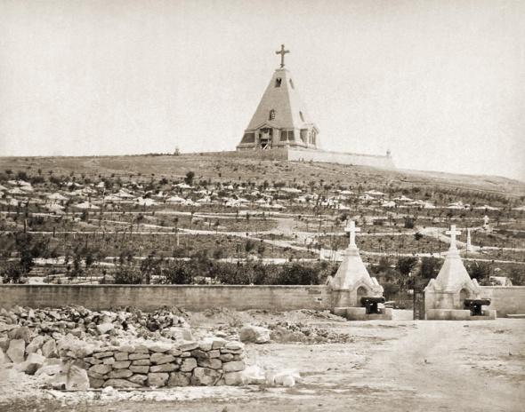 Братское кладбище 2