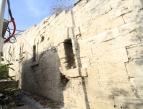 6 Часть восточной оборонительной стены (середина XIX в.) с ружейными бойницами. Современное состояние