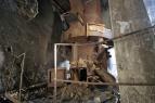 9 Одна из сохранившихся печей для плавки чугуна