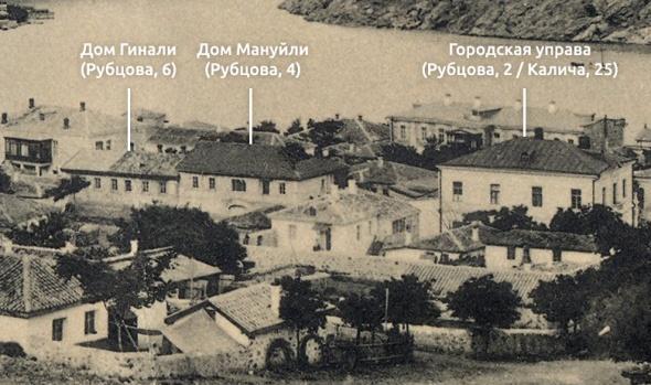 начало 1900-х