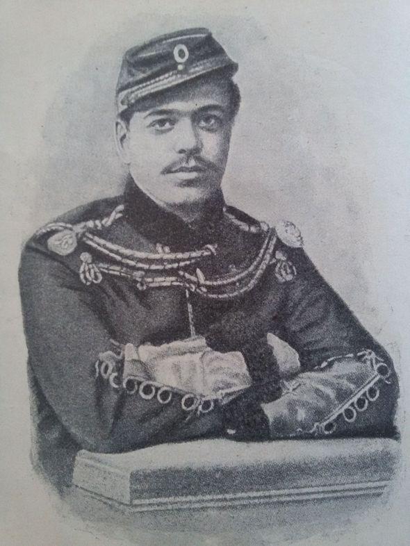 Цесаревич Александр, 1866